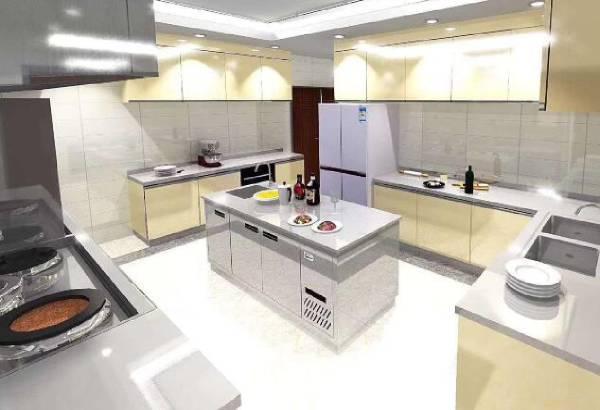 医院保健厨房工程