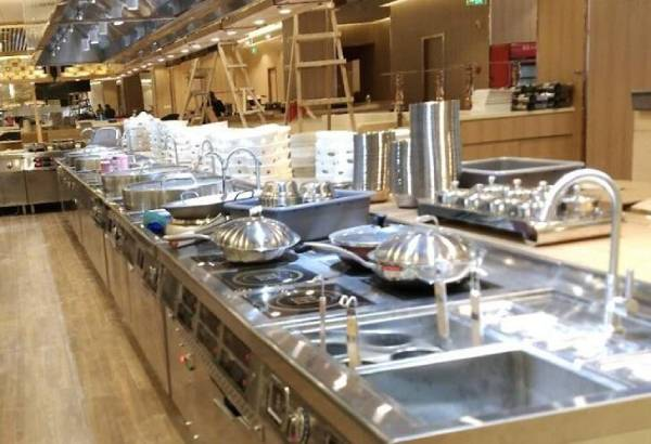 餐饮餐馆厨房设备