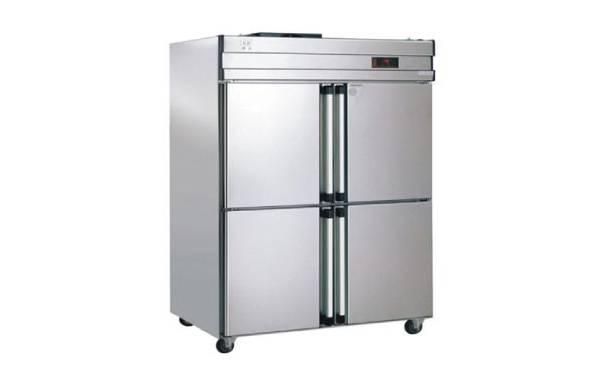 四门冷藏柜