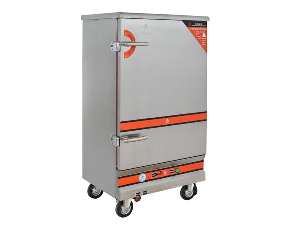 电热8盆蒸饭柜