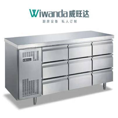 多功能平台雪柜 (2)