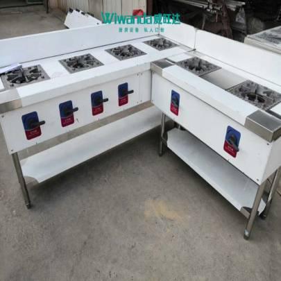 天津威旺达厨房设备异形灶具