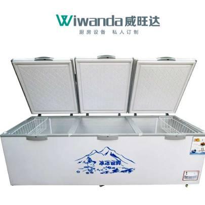 天津威旺达卧式冰柜