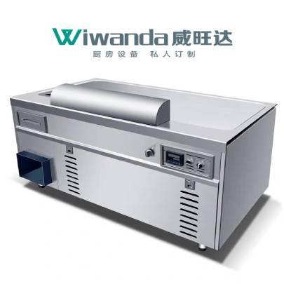 威旺达西餐设备铁板烧设备 (3)