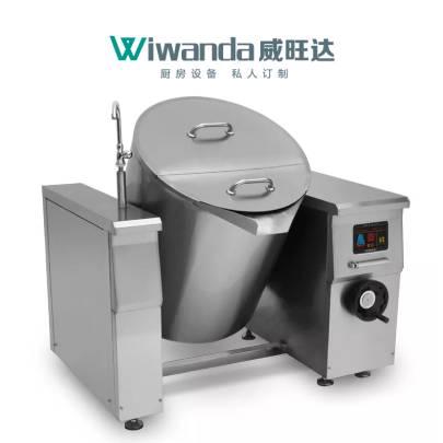 威旺达西餐设备机器人炒菜机 (2)