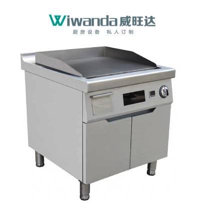 威旺达西餐设备柜式趴炉