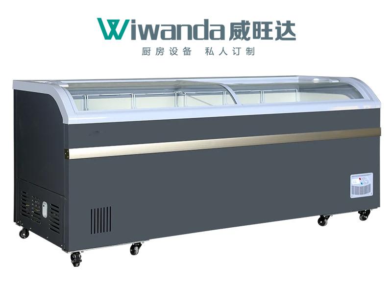 天津威旺达厨房设备岛柜
