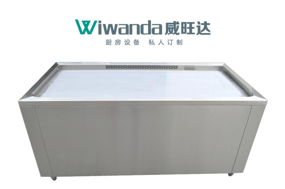 威旺达西餐设备铁板烧设备 (5)