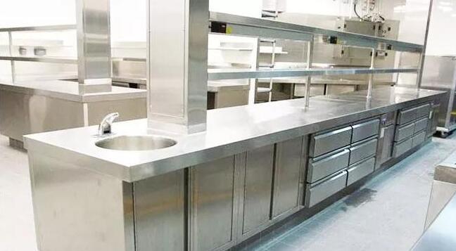 商用厨房设备设计重要的六大要素