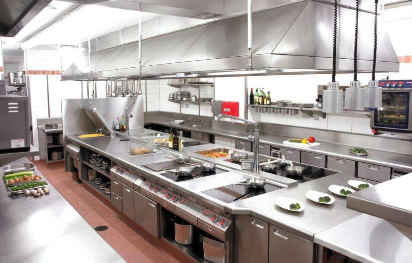 商用厨房设备安装有哪些需要注意的点?
